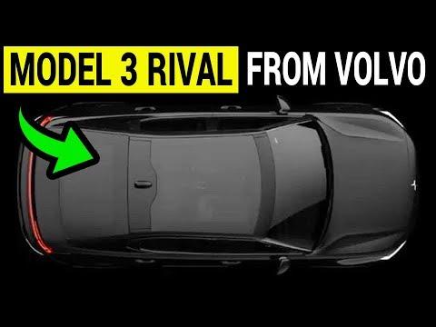 Google Helping Tesla Model 3 Rival from Volvo: Polestar 2