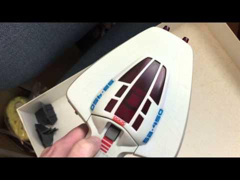Milton Bradley Star Bird toy with a 30+ (?!?!) year old battery, still works!