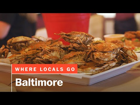 How to pick and eat crab like a Baltimore native | Where Locals Go