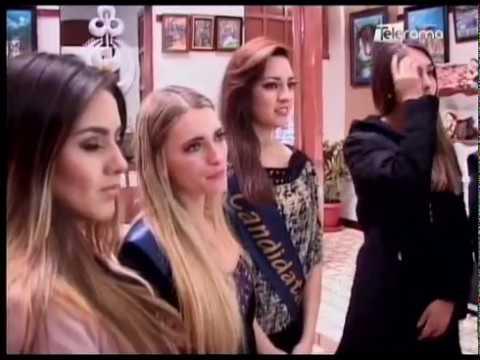 Candidatas a Reina de Cuenca visitaron asociación de joyeros