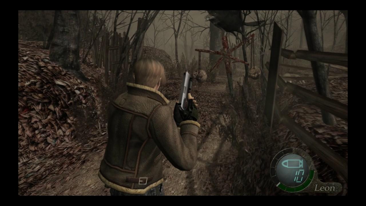 Resident Evil 4 Ps4 Gameplay Youtube