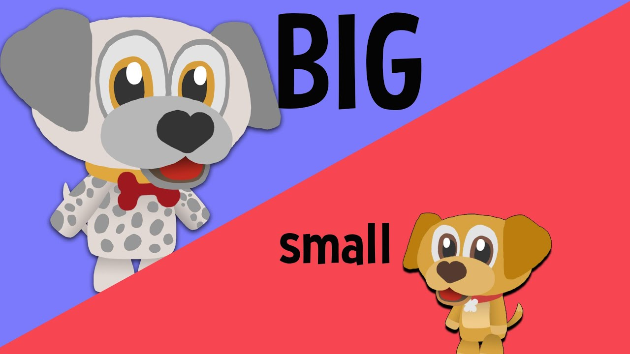 Opposites for Children | Puppy Park #6 | Toddler Fun Learning