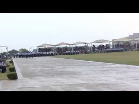 Air Force Basic Military Training Parade, 9 Oct 2015 (Official)