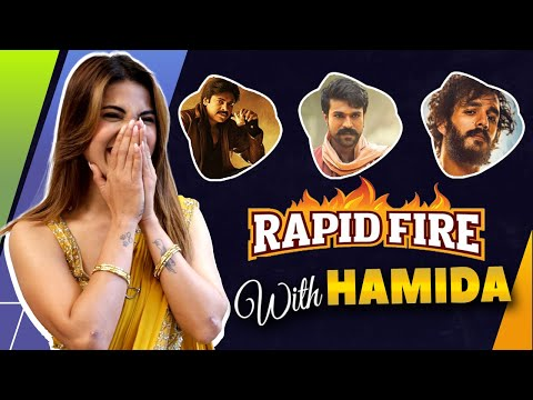 Exclusive: RAPID FIRE With Bigg Boss 5 Telugu Contestant Hamida Khatoon l Indiaglitz Telugu