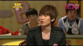 super junior ウニョク カップルトーク 日本語 Eunhyuk