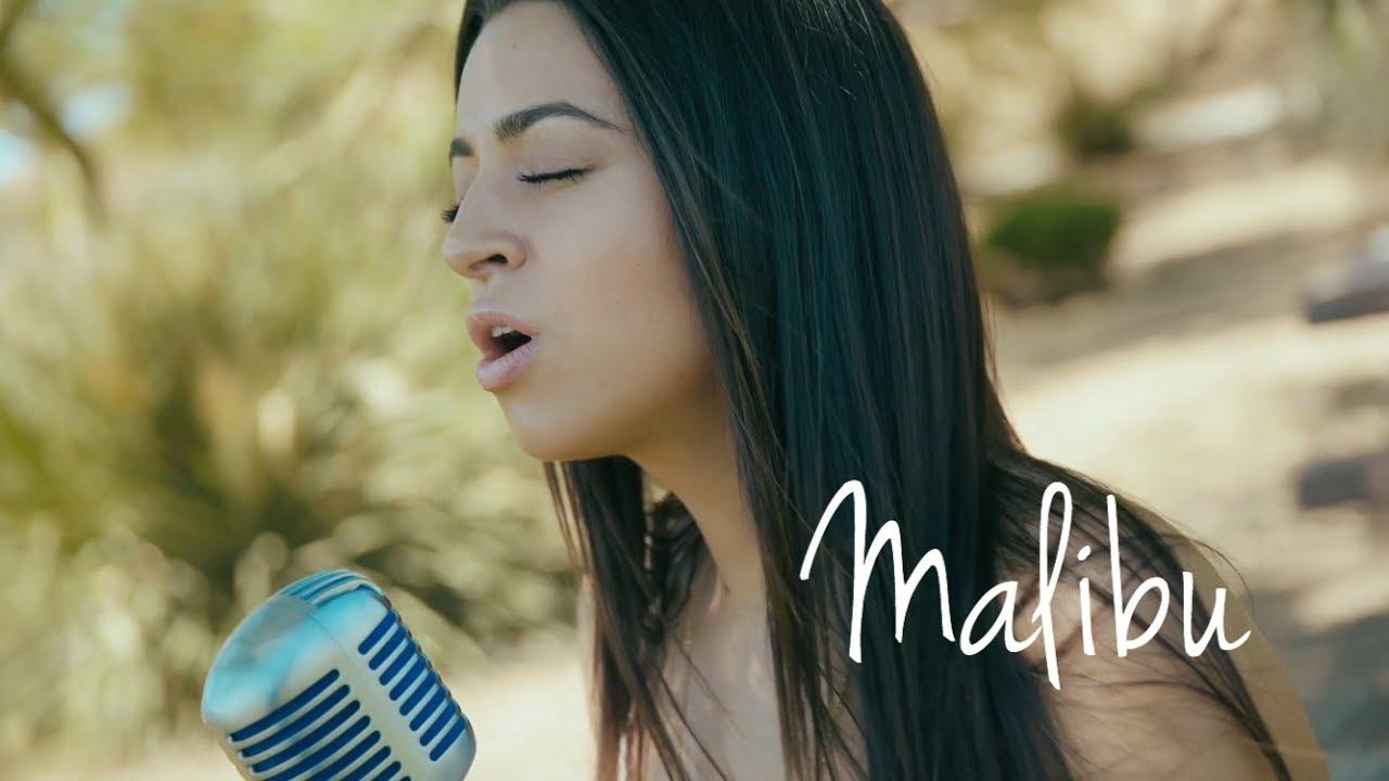 miley cyrus malibu cover youtube