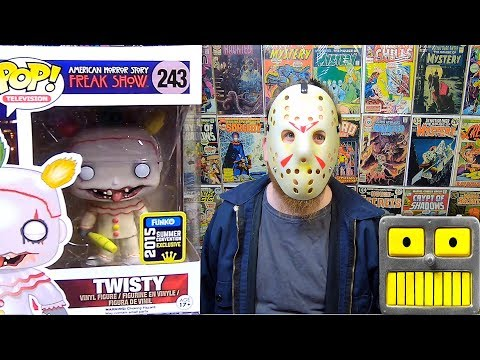 Mega Epic $8000 255 Funko Pop Horror And Halloween Collection Tour