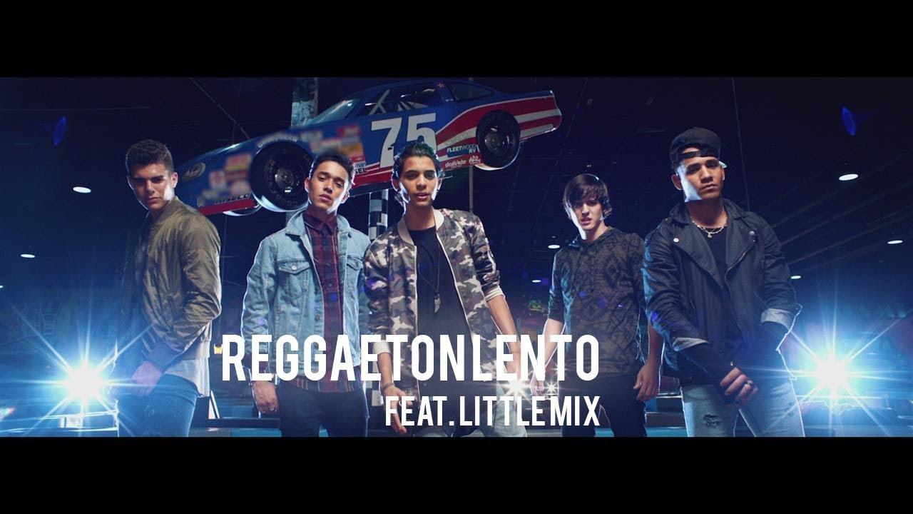 CNCO - Reggaeton Lento (Official Video ...