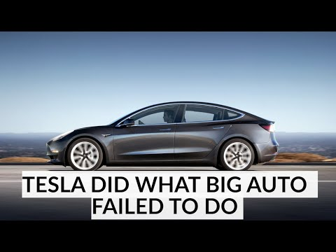 Tesla Has Single-Handedly Changed People's Perception Of EVs