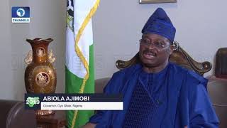 You Don't Have What It Takes To Be A Governor, Ajimobi Tells Minister Pt.1 |Roadmap 2019|