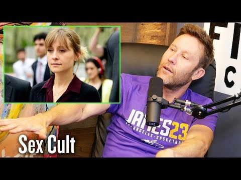 Smallville's Michael Rosenbaum on Allison Mack's Sex Cult | TPW Clips