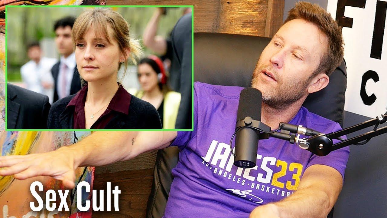 Smallville's Michael Rosenbaum on Allison Mack's Sex Cult | TPW Clips