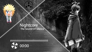 Nightcore - The Sound Of Silence