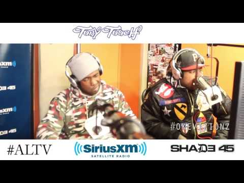Westside gunn conway freestyle w tony touch toca tuesdays shade 45 episode 11 24 15