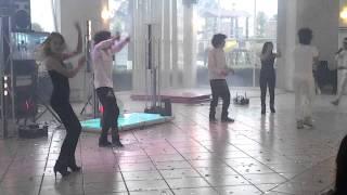 CHILIN Y PIKIN LOS MARAVILLOSOS EN EXPO XV