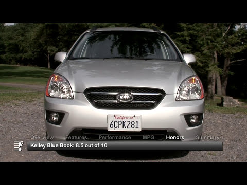 2009 Kia Rondo Used Car Report