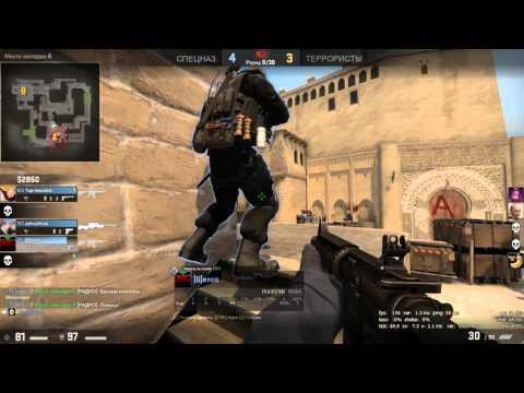 Counter - Strike : GO / Строго 18+ Одни маты :) Смотреть без звука