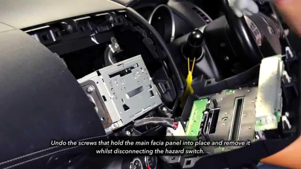 Mitsubishi Rvr 2015 >> AutoDAB: Mitsubishi Outlander DAB-MT2 Install Guide - YouTube