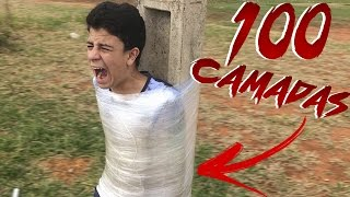 100 CAMADAS DE PAPEL PLÁSTICO thumbnail