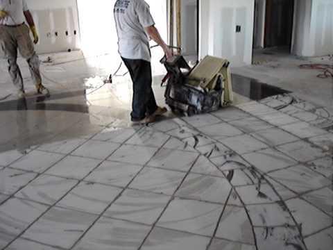 Ceramictec Florida Tile Contractor Eze Grouting Machine