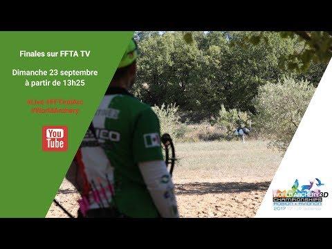 Championnat du monde Tir sur cibles 3D - Avignon