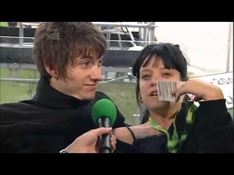 Lily Allen Drunk Interview  & More