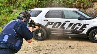 فورد تطرح قريبا سيارات شرطة بأبواب مضادة للرصاص الخارق للدروع (صور و فيديو)