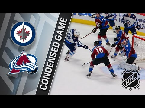 11/29/17 Condensed Game: Jets @ Avalanche
