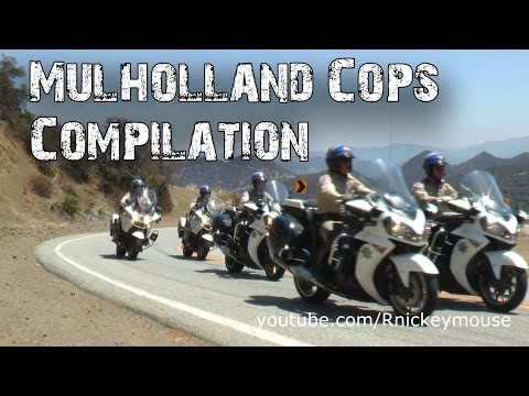 Mulholland Cops Compilation
