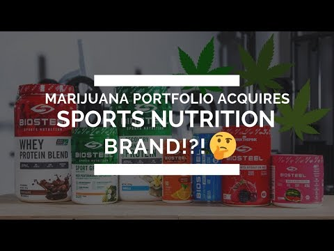 Canopy Growth Acquires BioSteel Sports Nutrition | Consumed Ep.55