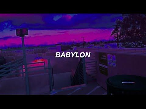 babylon // 5sos lyrics