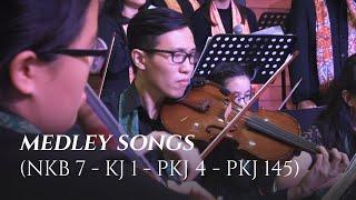 Prelude Medley Songs (NKB 7  KJ 1  PKJ 4  PKJ 145)  GKI Guntur Bandung