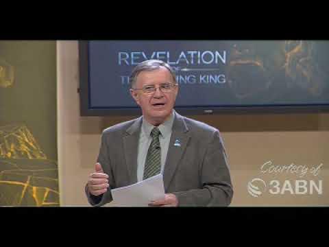 Professor Ranko Stefanovic Ph.D. || The Revelation of Jesus Christ || The Coming King || RCK000010
