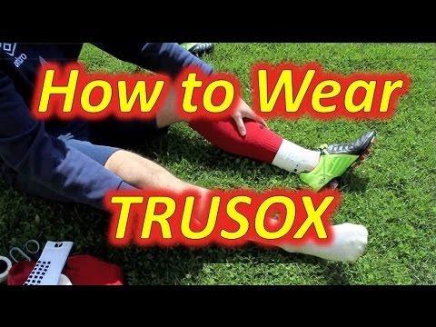 edf75f654 How To Wear TruSox - YouTube