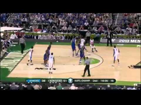 Highlight Of The Night: Kentucky Wins NCAA Finals - SportsCenter (04-02-2012)