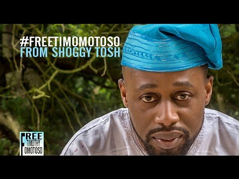 Bearing out my heart on #FreeTimOmotoso by Shoggy Tosh