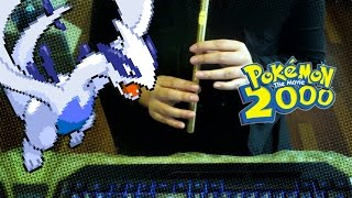 Pokemon 2000: The Legend Comes to Life - Tin Whistle Cover