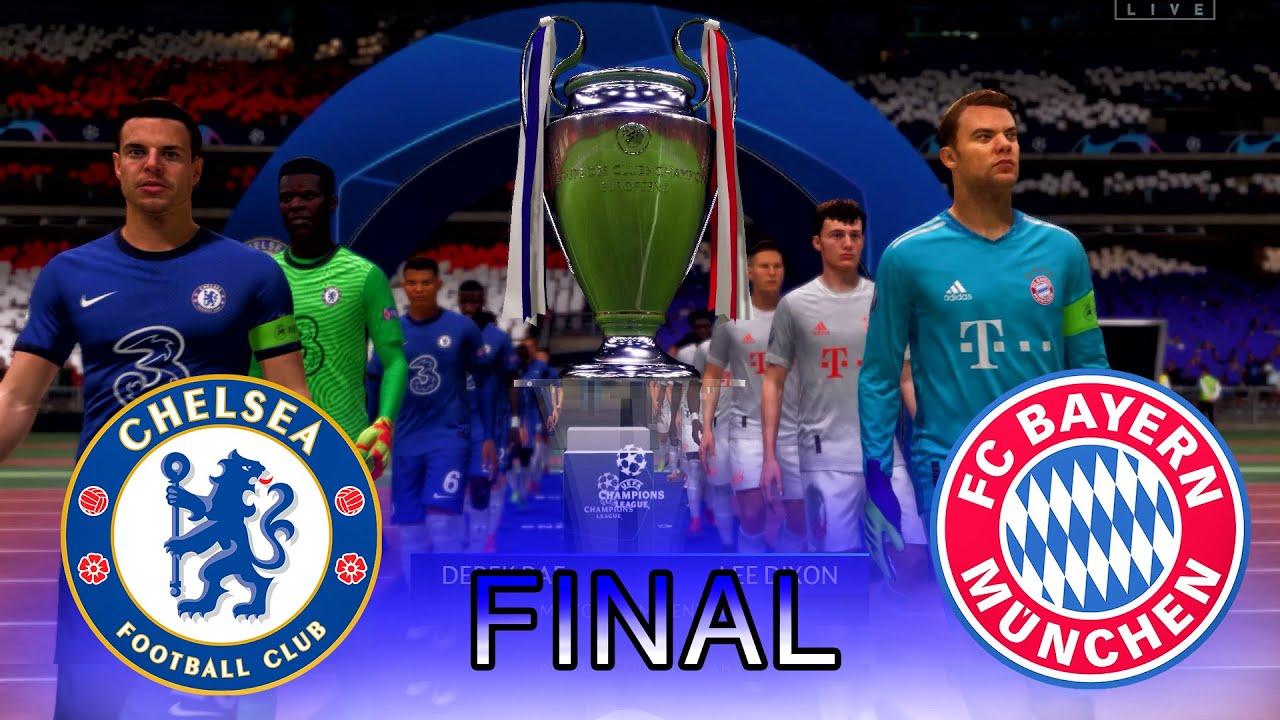 Download CHELSEA vs BAYERN MUNICH | UEFA Champions League Final | Full match & Gameplay