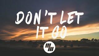 Anikdote & Culture Code - Don't Let It Go (Lyrics Lyric Video) Feat. Brado Sanz