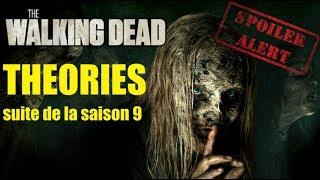 WALKING DEAD saison 9B théories