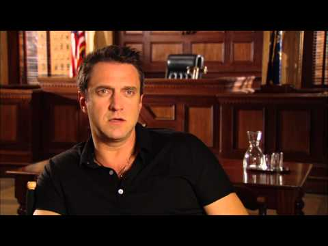 "Law & Order: SVU: Raul Esparza ""A.D.A Rafael Barba"" On Set Interview"