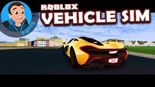 Wow We're BACK in Roblox Vehicle Simulator!!