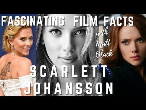 Scarlett Johansson Fascinating Film facts