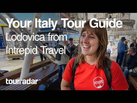 Your Italy Tour Guide: Lodovica From Intrepid Travel
