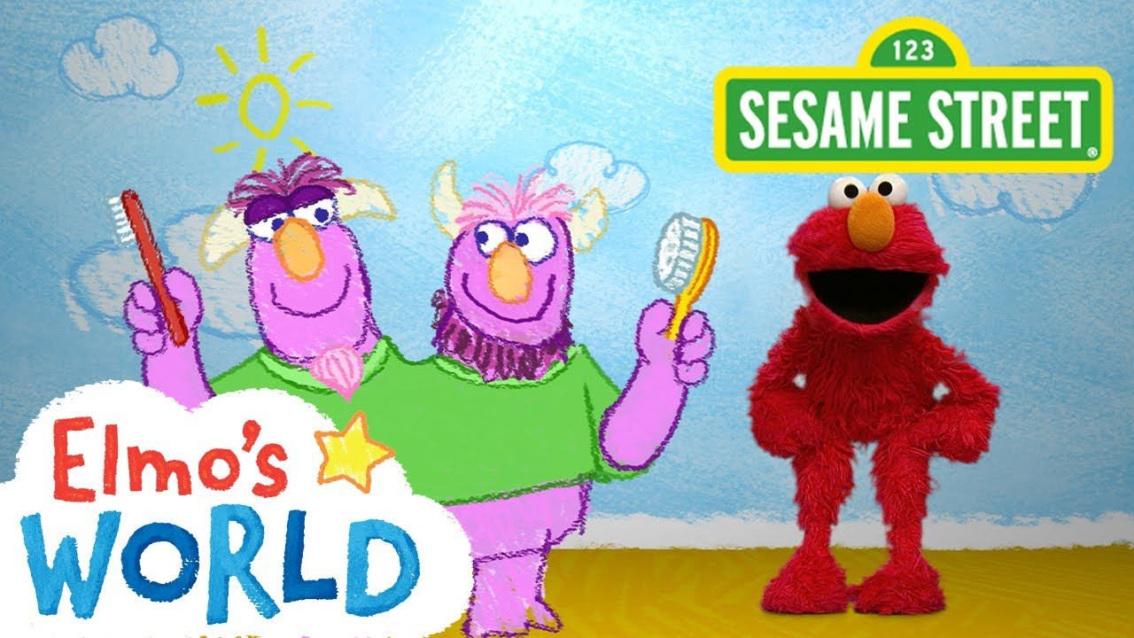 Sesame Street: Morning Routines | Elmo's World