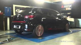 Reprogrammation Moteur Renault Clio 4 dci 90cv @ 118cv Digiservices Paris 77183 Dyno