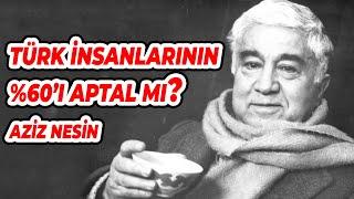 Aziz Nesin   Türk Halkının %60'ı Aptaldır Sözünün Videosu   Siyaset Meydanı   Madımak   Sivas