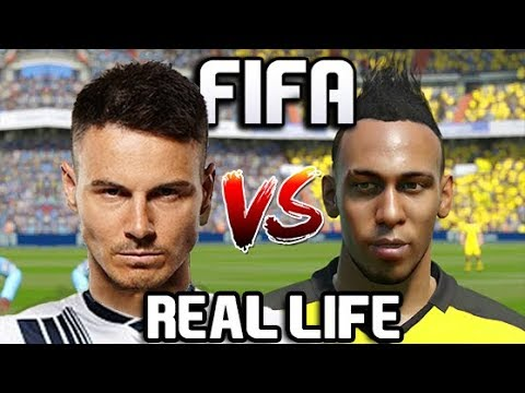 FIFA VS REAL LIFE | EPIC SPRINT RACES VS FASTEST FIFA PLAYERS!
