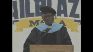 Dr  Charles Desmond, 2014 MCLA Commencement Keynote Speaker Thumbnail