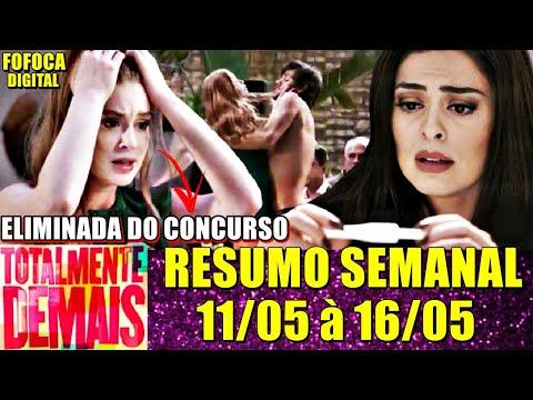 """""""TOTALMENTE DEMAIS"""" - Jacaré coloca FOGO no cinema abandonado e Jônatas tem final trágico! from YouTube · Duration:  4 minutes 34 seconds"""